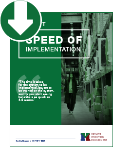 Download Speed of Implementation